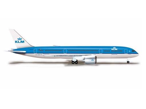 KLM: Boeing 787-9 Dreamliner - 1:500