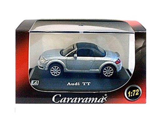 Audi: TT - Prata - 1:72