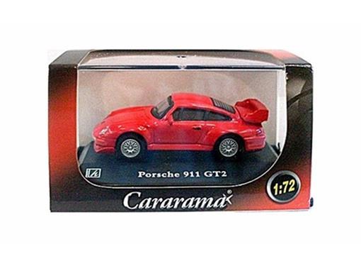 Porsche: 911 GT2 - Vermelho - 1:72