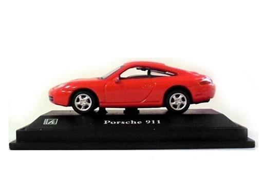 Porsche: 911 - Vermelho - 1:72