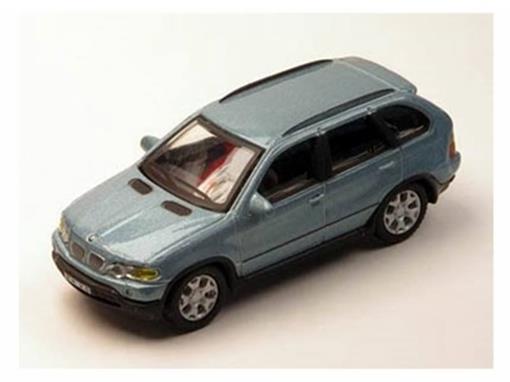 BMW: X5 - Verde - 1:72