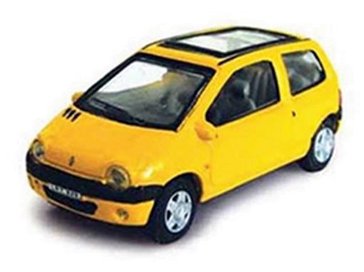 Renault: Twingo - Amarelo - 1:72
