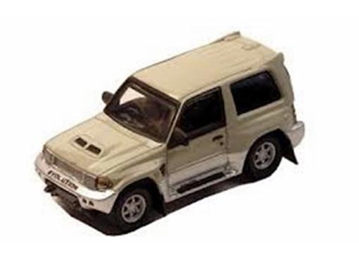 Mitsubishi: Pajero - 1:72
