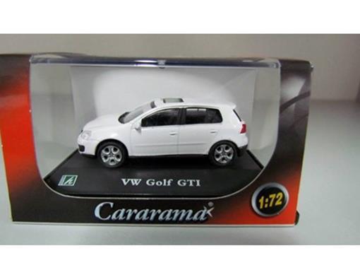 Volkswagen: Golf GTI - Branco - 1:72