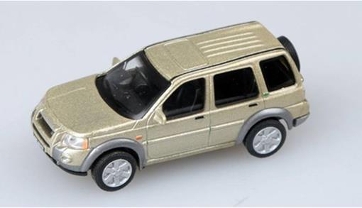 Land Rover: Freelander - Dourada - 1:72