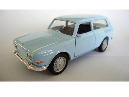 Volkswagen: Variant (1970) -  Azul - 11cm