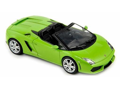 Lamborghini: Gallardo LP560-4 Spyder (2009) - Verde - 1:43