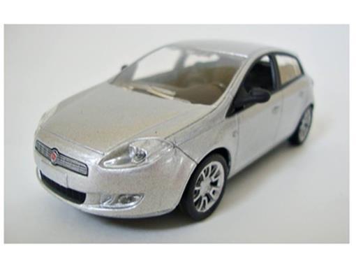 Fiat: Bravo - Prata - 1:43