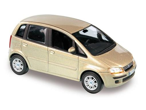 Fiat: Idea (2004) - 1:43