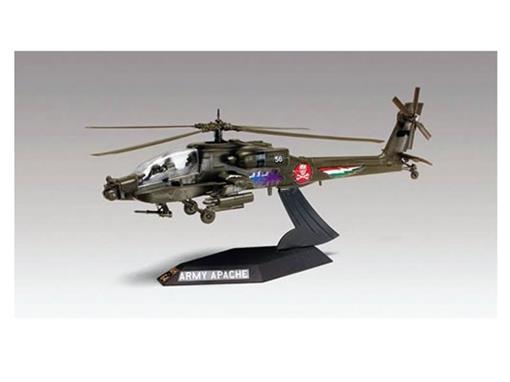 Boeing: AH-64 Apache - Kit p/ Montar - 1:72