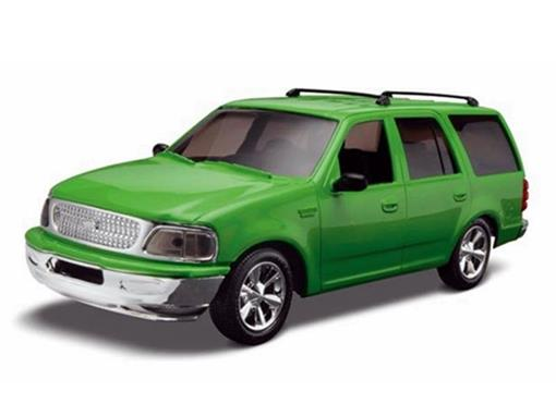 Ford: Custom Expedition - Kit P/ Montar - 1:25