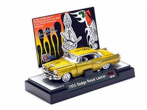 Dodge: Royal Lancer (1955) - Auto Dreams - 1:64