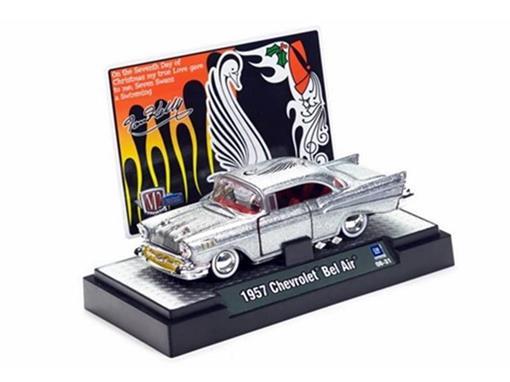 Chevrolet: Bel Air (1957) - Auto Dreams - 1:64