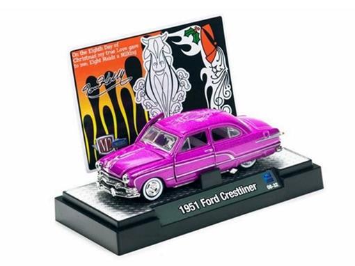 Ford: Crestliner - Auto Dreams - 1:64