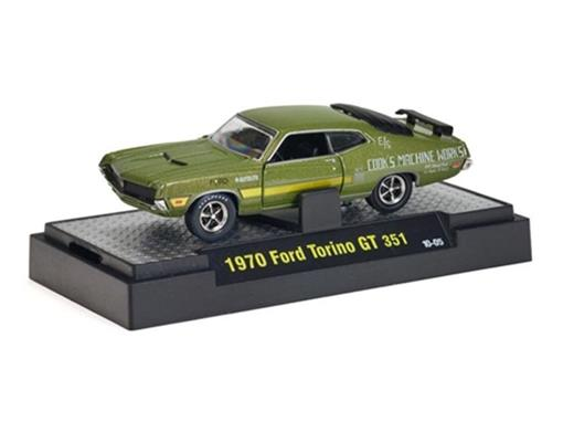 Ford: Torino GT 351 (1970) - Auto Drags - 1:64