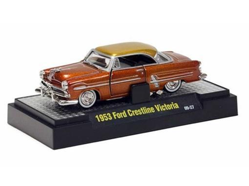 Ford: Crestliner Victoria (1953) - Auto Dreams - 1:64