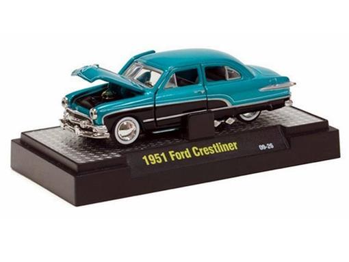 Ford: Crestliner (1951) - Auto Dreams - 1:64