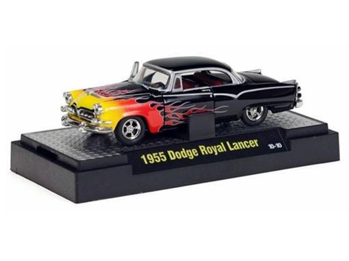Dodge: Royal Lancer (1955) - Auto Dreams - 1:64 - M2 Machines