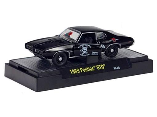 Pontiac: GTO (1969) - Auto Drags - 1:64