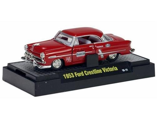Ford: Crestliner Victoria (1953) - Auto Drags - 1:64