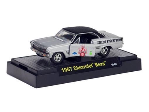 Chevrolet: Nova (1967) - Auto Drags - 1:64