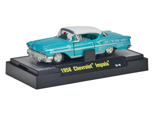 Chevrolet: Impala (1958) - Auto Drags - 1:64