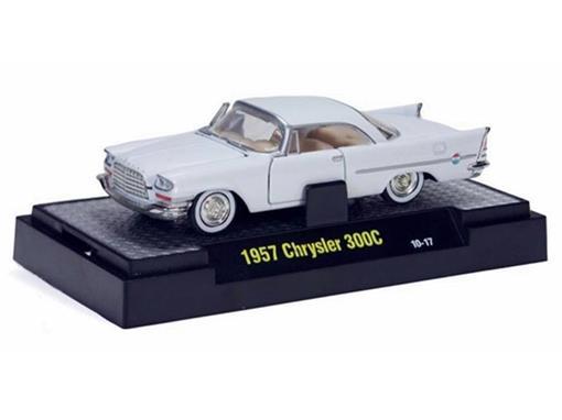 Chrysler: 300C (1957) - Branco - Auto Thentics - 1:64