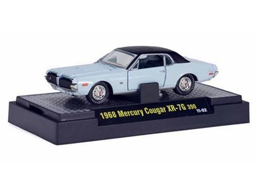 Ford: Mercury Cougar XR-7G 390 (1968) - Detroit Muscle - 1:64