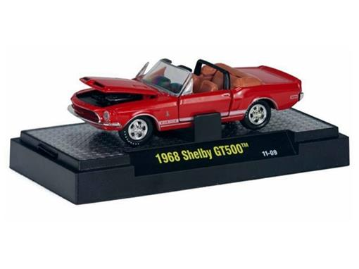 Ford: Shelby GT500 (1968) - Shelby - 1:64