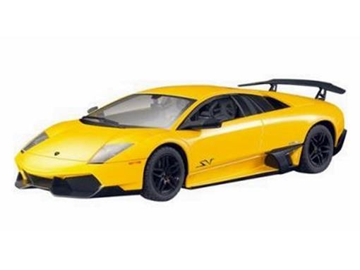 Lamborghini: Murciélago LP 670-4 SV - Amarela - 1:43