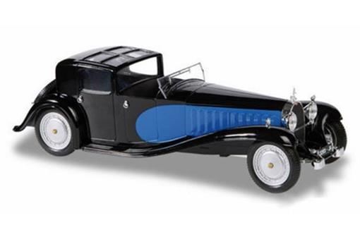 Bugatti: Royale (1930) - Azul/Preto - 1:43