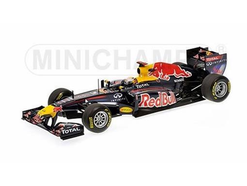 Red Bull Racing: Renault RB7 S Vettel (World Champion 2011) 1:18