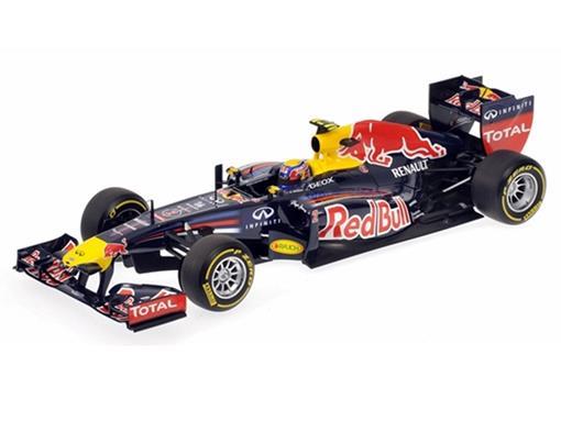 Red Bull Racing: Mark Webber (Showcar, 2012) - 1:18