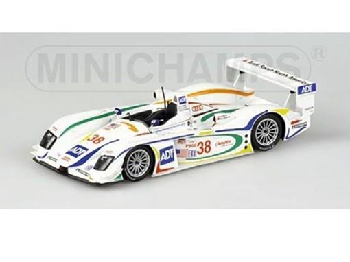 Audi: R8 - Le Mans 24Hrs - Hebert/Kellenes/Theys 2001 - 1:43