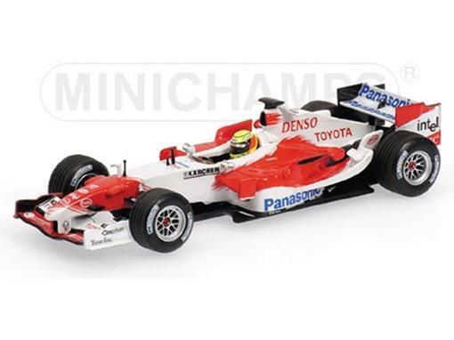 Panasonic Toyota: TF105 Ralf Schumacher (2005) - 1:43