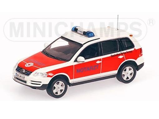 Volkswagen: Touareg (2002) -