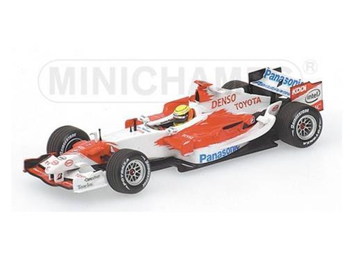 Panasonic Toyota Racing: Ralf Schumacher SHOWCAR 2006 - 1:43