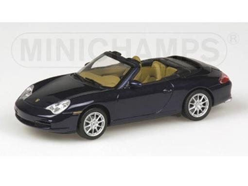 Porsche: 911 Conversível (2001) - 1:43