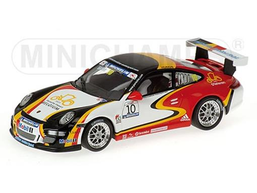 Porsche: 911 GT3 - Team Mühlner M. - Porsche Supercup 2006 1:43
