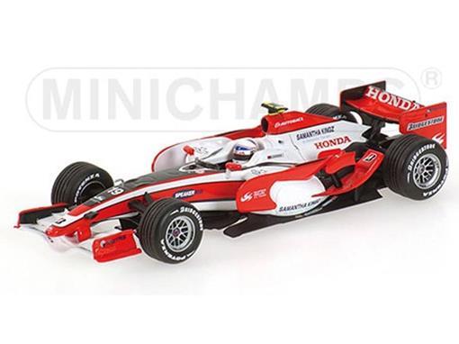 Super Aguri F1 Team Honda: Anthony Davidson 2008 - 1:43