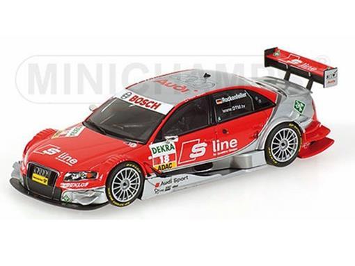 Audi: A4 - Audi Sport T. Rosberg - Rockenfeller DTM 2008 - 1:43