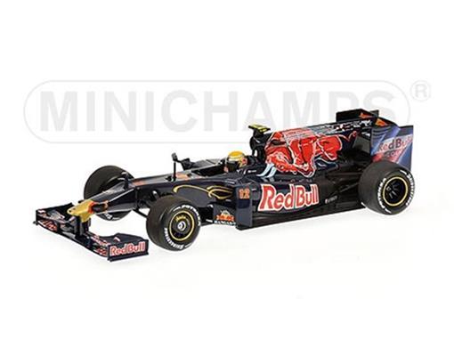 Scuderia Toro Rosso: STR4 Sébastien Buemi (2009) - 1:43