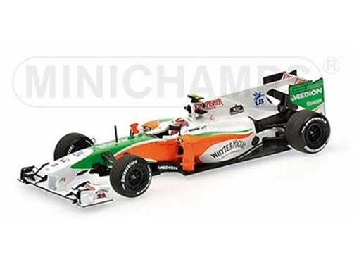 Force India: Mercedes VJM03 - Vitantonio Liuzzi - (2010) - 1:43