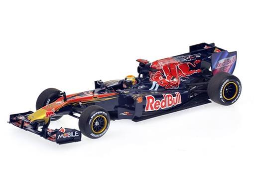 Scuderia Toro Rosso: STR5 S. Buemi (2010) - 1:43