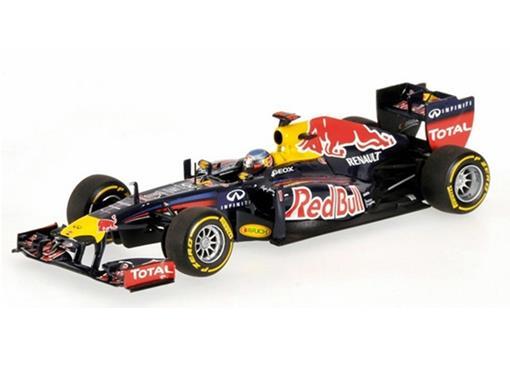 Red Bull Racing: Sebastian Vettel (Showcar, 2012) - 1:43