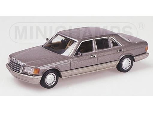 Mercedes Benz: 560 SEL (1989) - 1:43