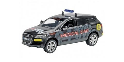 Audi: Q7 Medical Car 24Hs Le Mans (2006) - 1:43