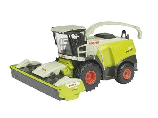 Claas: Jaguar 960 c/ Direct Disc 610 - HO