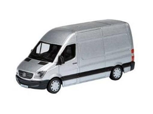 Mercedes Benz: Sprinter 2 - HO