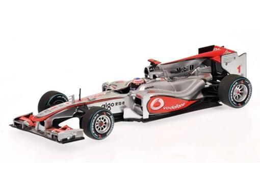 Vodafone McLaren Mercedes: MP4-25 J. Button (2010) - 1:43